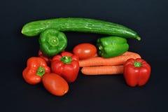 Свежие продукты, vegetable ассортименты Стоковая Фотография RF