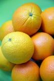 Свежие плодоовощи апельсина пупка Стоковая Фотография
