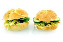 свежие сандвичи 2 Стоковое фото RF