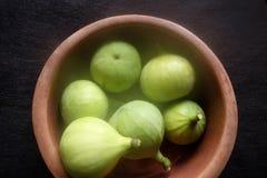 Свежие смоквы Meditteranean Стоковые Изображения