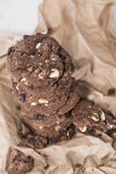 Свежие сделанные печенья Стоковая Фотография