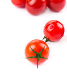 Свежие томаты вишни Стоковое Фото
