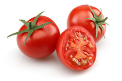 Свежие томаты Стоковая Фотография