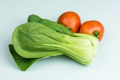 Свежие томат и рапс Стоковые Изображения RF