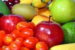 свежие фрукты ассортимента Стоковое фото RF