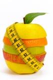 Свежие фрукты и еда стоковая фотография