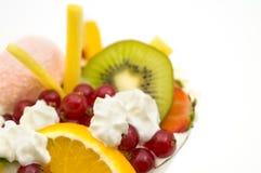 свежие фрукты коктеила сочные Стоковые Изображения