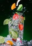 свежие фрукты коктеила Стоковое Фото