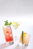 свежие фрукты коктеила Стоковое Изображение