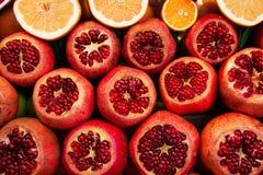 Свежие фрукты смешивания Стоковое Изображение RF