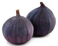 свежие фрукты смоквы предпосылки соединяют purpled семена белые С путем клиппирования Стоковые Изображения RF