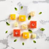 свежие фрукты цитруса стоковые фото