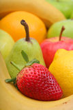свежие фрукты Стоковые Фотографии RF