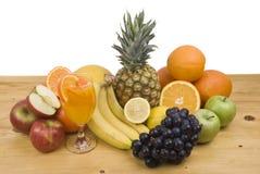 свежие фрукты Стоковое Изображение RF