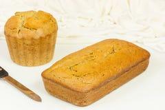 Свежие хлебы банана Стоковая Фотография RF