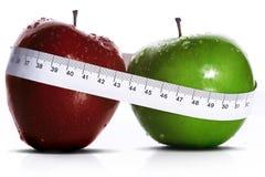 Свежие яблоки Стоковая Фотография