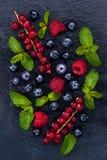 Свежие ягоды стоковая фотография rf