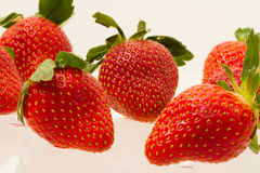 Свежие ягоды Стоковые Фото