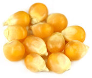 Свежие Corns Стоковое Изображение