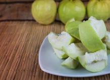 Свежие Guavas Стоковая Фотография