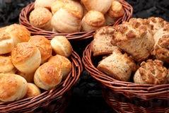 Свежие scones Стоковые Фото