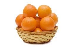 свежие tangerines стоковое изображение rf
