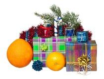 свежие tangerines стоковые фото