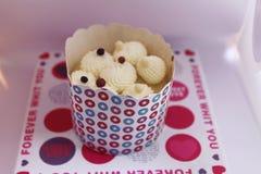 свежие tasky замороженные пирожные Стоковая Фотография
