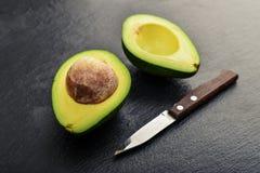 Свежий авокадо Стоковые Изображения