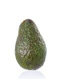 Свежий авокадо Изолировано на белизне Стоковые Изображения RF