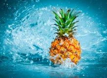 Свежий ананас Стоковые Фото