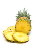 свежий ананас Стоковое Изображение