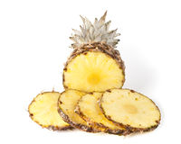 свежий ананас Стоковое фото RF