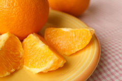 Свежий апельсин Стоковое Изображение RF