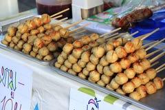 Свежий аппетитный шарик мяса стоковое изображение rf