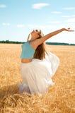 свежий ветер Стоковое Изображение