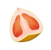 свежий грейпфрута пинк наполовину Стоковые Фотографии RF