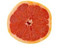 свежий грейпфрут halve пинк Стоковые Изображения