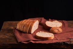 Свежий домодельный хлеб crisp Хлеб на активизирует Пресный хлеб диетический хлеб стоковые изображения