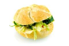 свежий здоровый сандвич Стоковое Фото