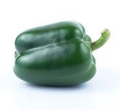 свежий зеленый перец Стоковое Изображение
