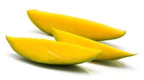 свежий изолированный манго Стоковое фото RF