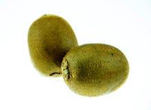 Свежий изолированный плодоовощ кивиа Стоковые Фотографии RF