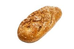 Свежий изолированный хлеб Стоковое фото RF