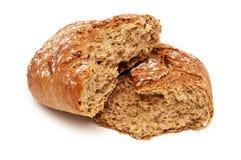 Свежий изолированный хлеб Стоковое Фото