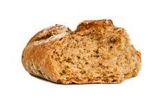 Свежий изолированный хлеб Стоковые Изображения RF
