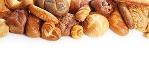 Свежий изолированный хлеб Стоковое Изображение RF