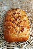Свежий испеченный традиционный пирог стоковая фотография