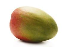 Свежий и вкусный плодоовощ мангоа на белизне Стоковое Изображение RF