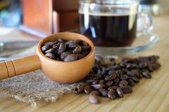 Свежий кофе Стоковые Изображения
